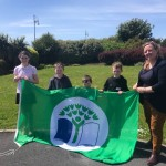 4th green flag collection with Roisin